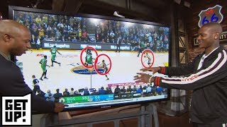 Terry Rozier breaks down film of how he defends Steph Curry with Jay Williams   Get Up   ESPN