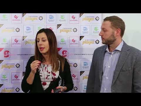Intervista ai responsabili di Slot Machine Design a Enada Roma 2017