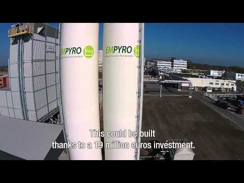 Renewable energy supply at FrieslandCampina DOMO in Borculo