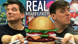 Cartoon Food Challenge w/Thomas Sanders