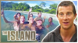 Can Women SURVIVE Better Than Men? 🏝️ | The Island With Bear Grylls | S02 E02 | Thrill Zone