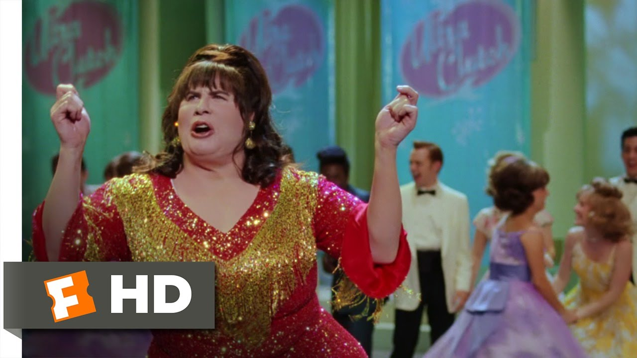 Hairspray (5/5) Movie CLIP - You Can't Stop the Beat ...