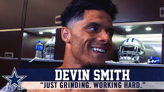 Wide Receiver Devin Smith On His Rise Up The Cowboys Depth Chart | Dallas Cowboys 2019