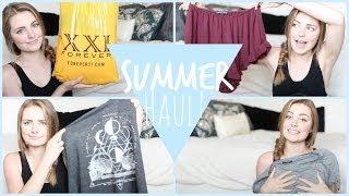 Aspyn Ovard – Summer Haul: Brandy Melville, Pac Sun, & Forever 21!