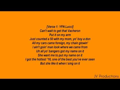 YFN Lucci   Everyday We Lit ft  PnB Rock Lyrics