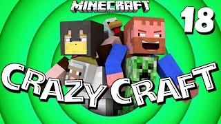 Minecraft Mods ★ SO MANY LUCKY BLOCKS ★ CrazyCraft [18]