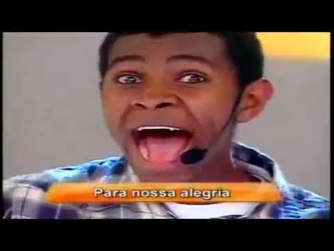 Baixar Para a Nossa Alegria  são chamados de NEGROS no programa da Eliana Racista video serto aki EM BAIXO