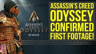 Assassin's Creed Odyssey Teaser REVEALED - New Game Coming At E3 2018 (Assassin's Creed 2018)