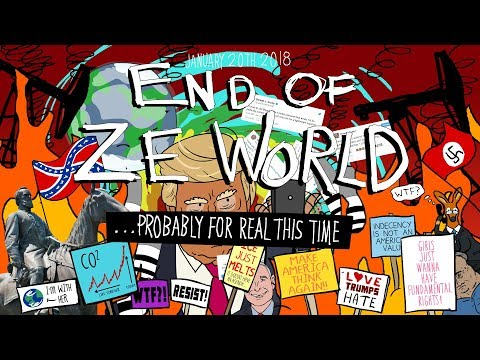 END OF ZE WORLD ...PROBABLY FOR REAL THIS TIME
