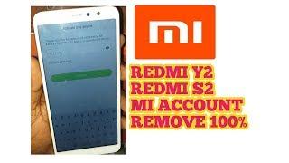 REDMI Y2 REDMI S2 MI ACCOUNT UNLOCK Fastboot mode - mobile team