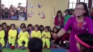 Tiết thi tỉnh DH quê Hương tươi đẹp