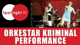 Orkestar Kriminal - ORKESTAR KRIMINAL - LUMINATO FESTIVAL 2015 PERFORMANCE