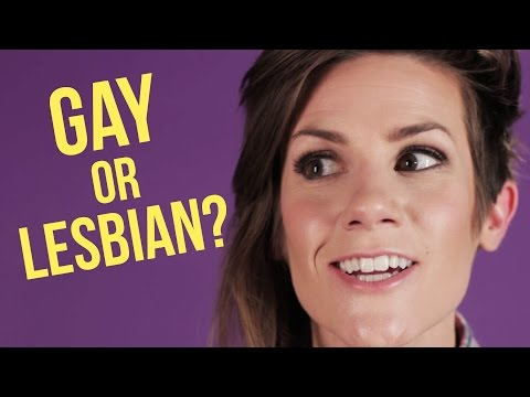 Ask A Lesbian About Being Gay
