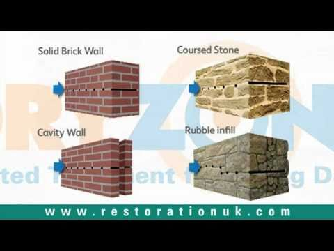 Damp Walls Treatment