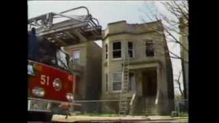 Chicago Fire Dept. w/ Squad Co 5, FIRE  In The Heat Of The Battle