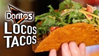 DIY Doritos Locos Tacos