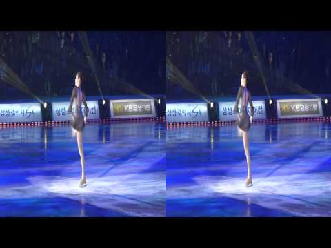 [3D] 2013 All That Skate - Yuna Kim(Les miserable) - Day 3