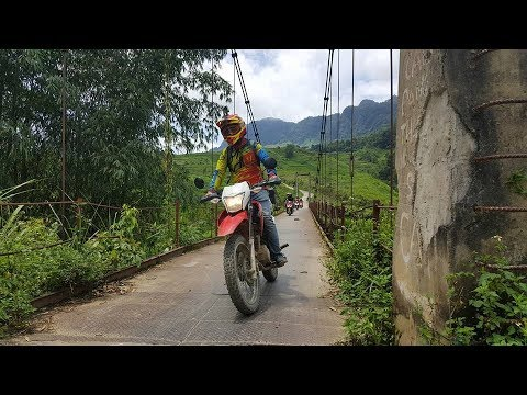 VIETNAM SCOOTER TOURS - 8 DAY NORTHERN VIETNAM MOTORCYCLE TOUR