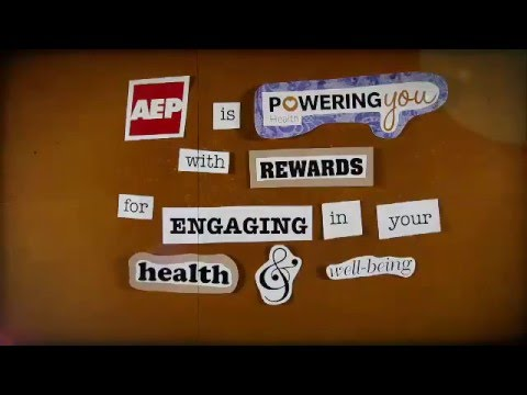 AEP HR Wellness Incentives