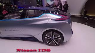 سيارة نيسان المستقبلية nissan ids     -
