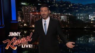Jimmy Kimmel's Fan Didn't Believe He was Jimmy Kimmel