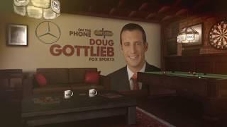 FOX Sports' Doug Gottlieb Talks Duke, Kansas & More w/Dan Patrick   Full Interview   11/7/18