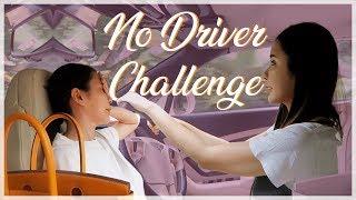 NO DRIVER CHALLENGE!   JAMIE CHUA