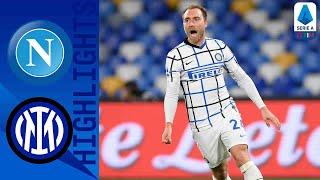 Napoli 1-1 Inter | Napoli Stops Inter's Winning Run! |  Serie A TIM