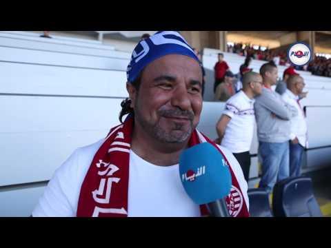 مشجع سعودي: أحب الوداد و الهلال