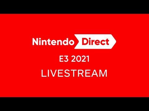 Nintendo Direct + Treehouse E3 2021 Livestream