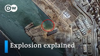 Why was the Beirut blast so massive? Ammonium Nitrate explosion explained | DW News