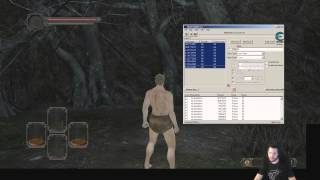 Darksouls II Max Level in 5 minutes