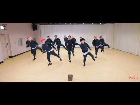 EXO X SEVENTEEN (Electric Kiss x Clap) Choreography video