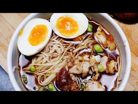 Quick & Easy Ramen Style Noodles for Two