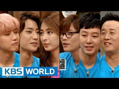 Happy Together - Sandeul, Gongchan, Jeong Junha & more! (2015.09.10)