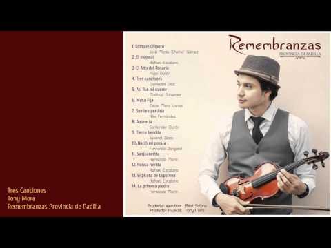 Instrumental Tres canciones Diomedes Diaz version tony mora