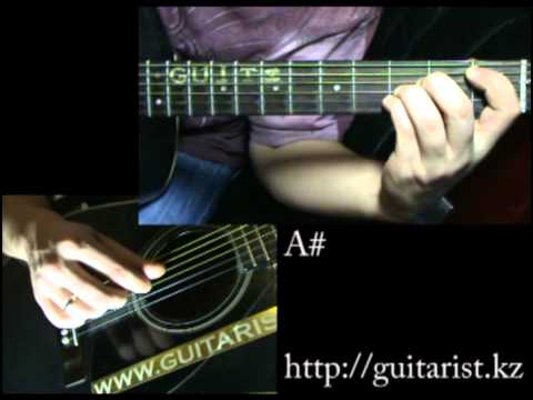 Олег Газманов - Офицеры (Уроки игры на гитаре)