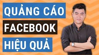 Hướng dẫn chạy quảng cáo Facebook hiệu quả 2019