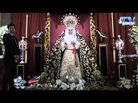 Besamanos de la Virgen de los Desamparados