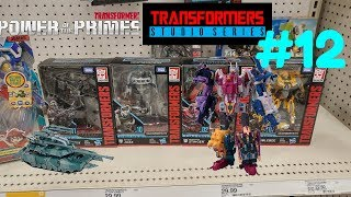 Finding Studio Series Wave 2 and Potp Wave 3 (Transformers Toy Hunt #12)