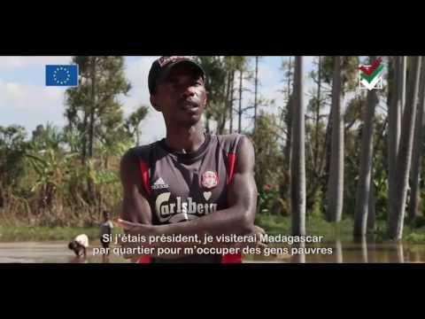 PACTE | MADAGASCAR | Micros-trottoirs dans le Sud du pays | juillet 2013 (FR)