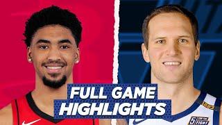 ROCKETS vs JAZZ FULL GAME HIGHLIGHTS | 2021 NBA SEASON