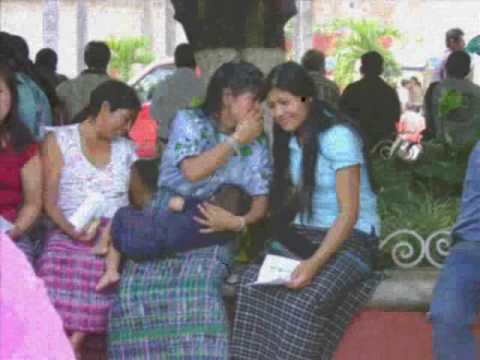 Emigrantes guatemaltecas