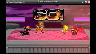 Especial 15 subs )Ssf2 mod epic final smash ichigo vs naruto