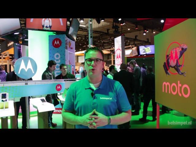 Belsimpel-productvideo voor de Motorola Moto G5