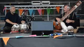 Samswara - Samswara sitar & tabla duo at SoMAC Festival