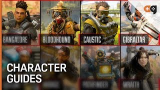 Apex Legends: All Characters Guide / Breakdown