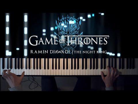 Ramin Djawadi  - The Night King (Game of Thrones S8) [Full Piano Cover]