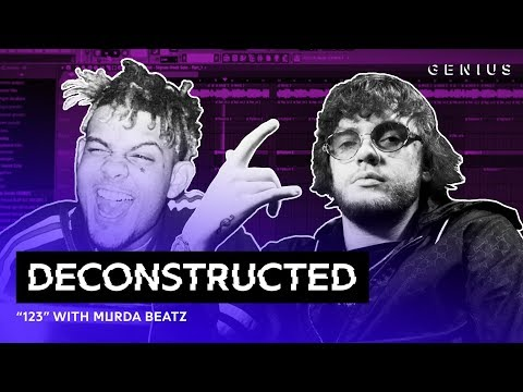 "The Making Of Smokepurpp's ""123"" With Murda Beatz 