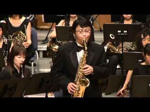 Carmen Fantasy (Sax and Wind Ensemble) / 卡門幻想曲